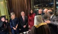 الحريري وجعجع وجنبلاط شاركوا بعشاء بدعوة من سفارة السعودية لفينيسيا