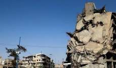 المرصد السوري: مقتل وإصابة 5 أشخاص بانفجار عبوة ناسفة في مدينة الرقة