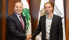 خضر زار غرفة طرابلس: المدينة ستلعب دورا مستقبليا في المساهمة بإعادة إعمار سوريا