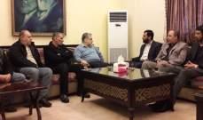 """الموسوي التقى وفدا من """"حماس"""": المستقبل هو للمقاومة والمقاومين"""