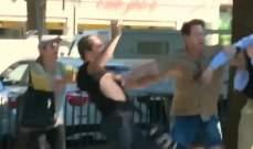 الشرطة الاسترالية: شاب يعتدي على صحفيين أثناء تغطيتهما لمشروع يميني