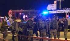 الجيش الإسرائيلي يقتحم بلدة سلواد بحثا عن مطلق النار في عوفر