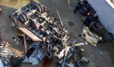 توقيف خمسة أشخاص بينهم 3 سوريين في ازمير التركية بعد مقتل 22 مهاجرا