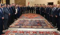 الرئيس عون: حريصون على حقوق العسكريين في الخدمة الفعلية والمتقاعدين
