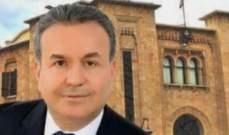 درغام: مساعي رئيس الجمهورية ستنتج حكومة قبل الأعياد