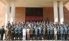 ملاك ممثلا قائد الجيش: الجيش قوي بتماسكه وشجاعة رجاله واستعدادهم للتضحية