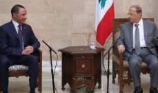 عضوان في مجلس الأمة الكويتي أشادا بنتائج اجتماعات الوفد البرلماني بلبنان