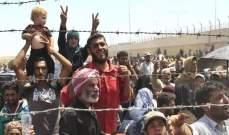 مركز استقبال وإيواء اللاجئين الروسي بسوريا: عودة 124 لاجئ من لبنان اليوم