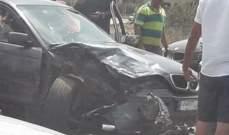 وفاة جريح إثر حادث سير على طريق عام مرجعيون