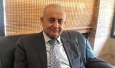 ترشيشي: للتنسيق مع الجانب السوري لمرور البضائع بشكل عادي ودون رسوم إضافية