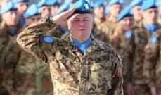 تعيين اللواء ستيفانو دل كول قائدا لليونيفيل بلبنان