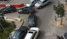 النشرة: زحمة سير على مدخل المعاينة الميكانيكية في الحدت