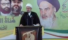 قاووق: قادمون على مسار انتصارات استراتيجية لإيران ومحور المقاومة