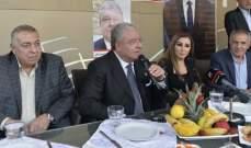 المشنوق: قانون الانتخابات الجديد خبيث لأنّه يخلق تنافساً داخل اللائحة