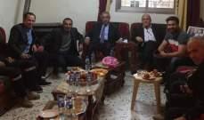 هاشم:لوجود حكومة فاعلة وجادة في مقاربة الملفات الساخنة والتفتيش عن حلول
