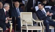 هذا ما دار في السيارة بين بري والحريري... وجمهور المستقبل يؤكد زعامة سعد