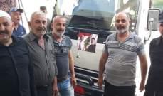 النشرة: وفود من حاصبيا انطلقت الى بكركي للمشاركة في وداع صفير