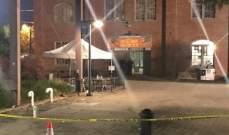 قتيل وحوالي 20 جريحا في إطلاق نار في نيوجرسي الأميركية