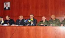 المركز الروسي للمصالحة: 9.5 آلاف لاجىء عادوا إلى بلدة البويضة بريف دمشق