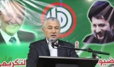محمد نصرالله: سوء إدارة حصل في المطار أثناء سفر الحجاج