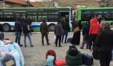 الامن العام: تأمين العودة الطوعية لـ 1103 نازحا بالتنسيق مع مفوضية اللاجئين