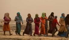 مصدر أردني لبترا:عودة 5703 لاجئا سوريا إلى ديارهم منذ تشرين الأول