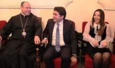 لقاء في مطرانية صيدا دعما لترشيح خوري عن المقعد الكاثوليكي في دائرة صيدا