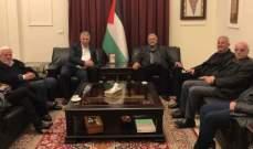 دبور وجبهة التحرير الفلسطينية: الوضع الفلسطيني يمر بمرحلة دقيقة جدا