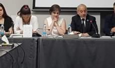 المرعبي:لبنان ليس بلد لجوء نهائي ويرفض أي شكل من أشكال التوطين