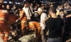 النشرة: تطور حادث سير في منطقة أبي سمراء إلى اشكال فردي