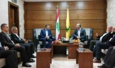 قيادتا أمل وحزب الله بالجنوب: ندعو الحكومة للنهوض بمسؤولياتها تجاه القضايا الاقتصادية