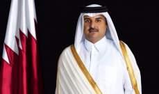 النشرة: أمير قطر غادر القمة العربية بعد مشاركته بالجلسة الافتتاحية