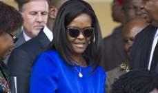 زوجة رئيس زيمبابوي رفعت دعوى قضائية ضد رجل أعمال لبناني هارب
