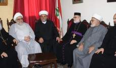 العلماء المسلمون للمطران صليبا:مواجهة الهجمة الإعلامية المتفلتة ضرورية