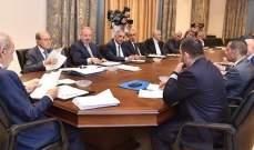 """""""التنمية والتحرير"""" بحثت اقتراح قانون الإنتخابات الجديد ومواقف الكتل النيابية"""