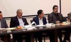 الحاج حسن : لتنظيم العلاقة وانتظامها بين كهرباء لبنان وشركة kva