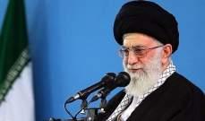 خامنئي يدعم تهديدات روحاني: سنمنع تصدير نفط الخليج إذا تم إيقاف نفطنا