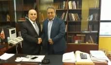 تسليم وتسلم في إذاعة لبنان وتأكيد على ضرورة الحفاظ عليها والوصول بها إلى القمة
