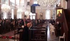 المطران الحداد رشح سليم الخوري عن المقعد الكاثوليكي عن دائرة صيدا  جزين