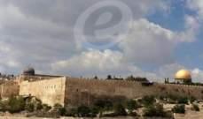 محكمة اسرائيلية تامر باغلاق مبنى باب الرحمة داخل المسجد الاقصى