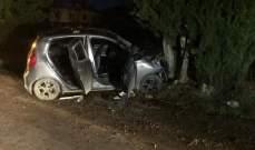 النشرة: وفاة مجند بالجيش وجرح 3 اخرين بحادث سير في لبايا