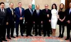 الرئيس عون دعا  اللبنانيين بالخارج للمشاركة بالانتخابات: رأيكم مهم