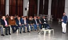 حركة امل نظمت لقاء تثقيفيا انتخابيا في الضهيرة وعلما الشعب