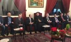 أشرف ريفي: لبنان لا يقوم الا بجناحيه المسلم والمسيحي