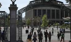 طالبة متهمة بدفع رشوة مليون دولار للقبول في جامعة