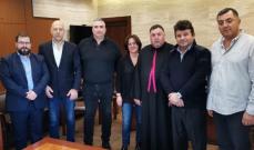 """تجمع """"موارنة من اجل لبنان"""": لحكومة قادرة على العمل والانجاز"""