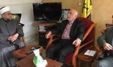 عبدالرزاق: تفاهم الرؤساء حدث مهم أنقذ لبنان وحمى وحدته الداخلية