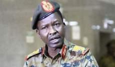 """المجلس العسكري السوداني: ندعو """"الحرية والتغيير"""" لعدم التصعيد والتخلي عن العصيان"""