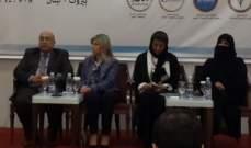 الطبش: لبنان يعيش أزمة حكومية حاليا ونرى بصيص أمل في الشباب