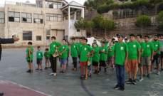إنطلاق مخيم عهد التميمي لكشاف الشباب الوطني في العرقوب